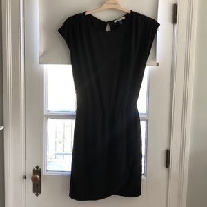 Black DKNY dress